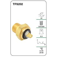 Thermatic Fan Switch, , scanz_hi-res