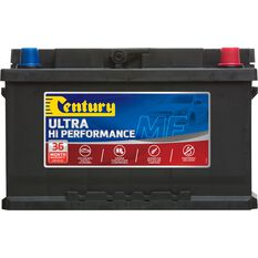 Century Ultra Hi Performance Car Battery DIN65ZLMF, , scanz_hi-res