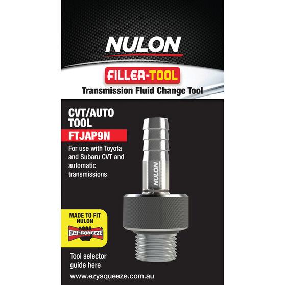 NULON EZY-SQUEEZE Filler-Tool 9N For Toyota/Subaru CVT/Auto, , scanz_hi-res