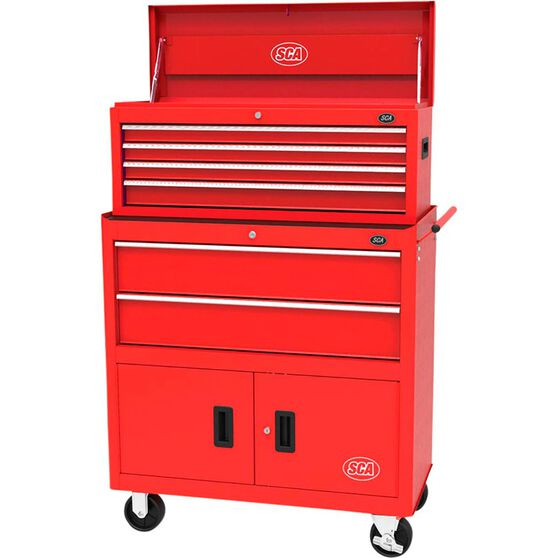Tool Cabinet - 6 Drawer, Tool Cabinet Combo, 36, , scanz_hi-res
