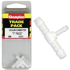 Champion T Pieces - 3mm, CVC1, Trade Pack, , scanz_hi-res