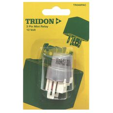 Tridon Mini Relay - 22 AMP, 3 Pin, , scanz_hi-res