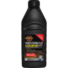 Power Steering Fluid & Stop Leak - 1 Litre, , scanz_hi-res