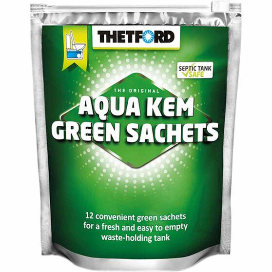 Aqua Kem Green Sachets - 12 Pack, , scanz_hi-res