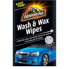 Armor All Wash and Wax Wipes - 12 pack, , scanz_hi-res