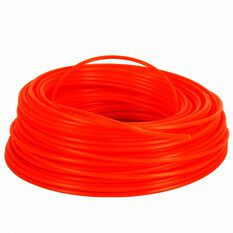 Tuff Cut Trimmer Line - Orange, 2.4mm X 43m, , scanz_hi-res