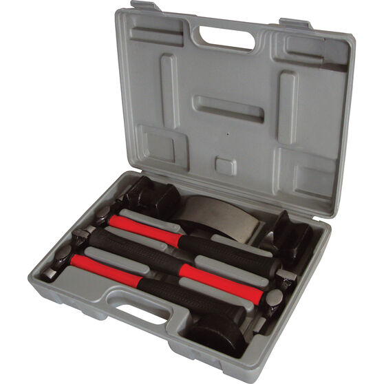 7 Pce Heavy Duty Auto Body Repair Kit, , scanz_hi-res