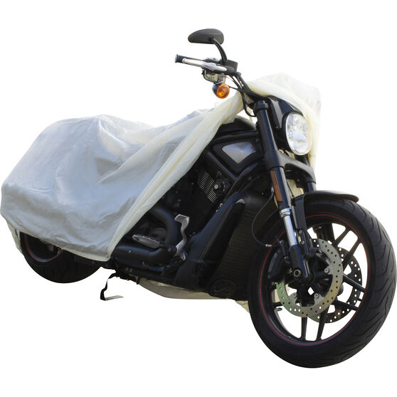 SCA Motorcycle Cover - Suits Large Motorcycles, , scanz_hi-res