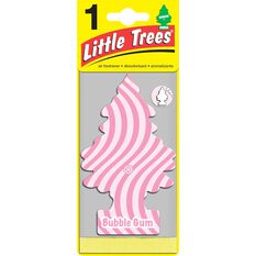 Little Trees Air Freshener - Bubblegum, 1 Pack, , scanz_hi-res