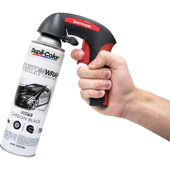 Comfort Grip Aerosol Spray Trigger, , scanz_hi-res
