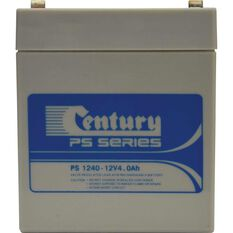 Century PS Series Battery - PS1240, , scanz_hi-res