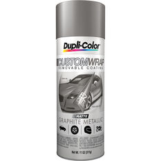 Dupli-Color Aerosol Paint Custom Wrap Graphite Metallic 311g, , scanz_hi-res