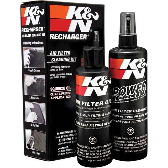 K&N Air Filter Service Kit - 99-5050, , scanz_hi-res