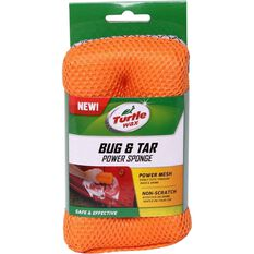 Turtle Wax Power Bug & Tar Sponge, , scanz_hi-res