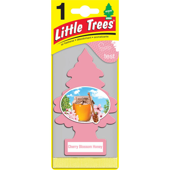 Little Trees Air Freshener - Cherry Blossom, 1 Pack, , scanz_hi-res