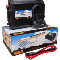 Ridge Ryder PSW Inverter - 600W, , scanz_hi-res