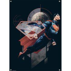 Metal Sign - Superman, , scanz_hi-res