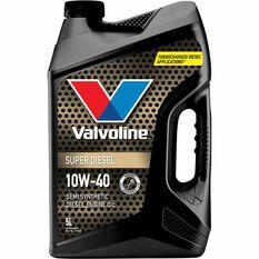 Valvoline Super Diesel Engine Oil 10W-40 5 Litre, , scanz_hi-res