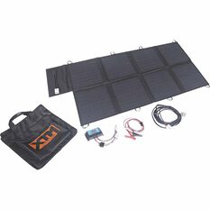 XTM Folding Solar Blanket - 120W, , scanz_hi-res