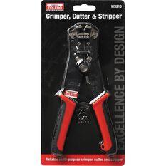 Toledo Crimper, Cutter and Stripper - 210mm, , scanz_hi-res