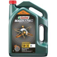 Castrol Magnatec Stop Start Engine Oil - 5W-30 A5 6 Litre, , scanz_hi-res