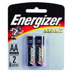 Energizer Max AA Batteries - 4 Pack, , scanz_hi-res