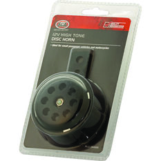 SCA 12V Disc Horn - High Tone, , scanz_hi-res
