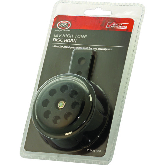 SCA 12V Disc Horn - High Tone, , scanz_hi-res