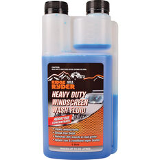 Ridge Ryder Windscreen Wash Heavy Duty - 1 Litre, , scanz_hi-res