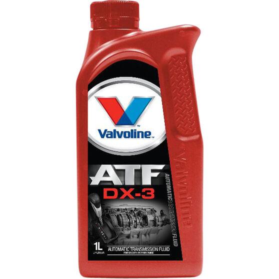 Valvoline Auto Transmission Fluid - DX-3, 1 Litre, , scanz_hi-res