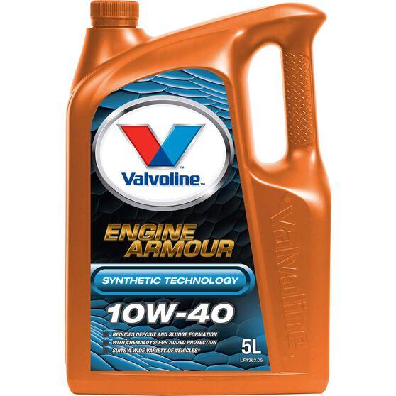Valvoline Engine Armour Engine Oil - 10W-40 5 Litre, , scanz_hi-res