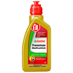 Castrol Transmax Multivehicle Automatic Transmission Fluid 1 Litre, , scanz_hi-res