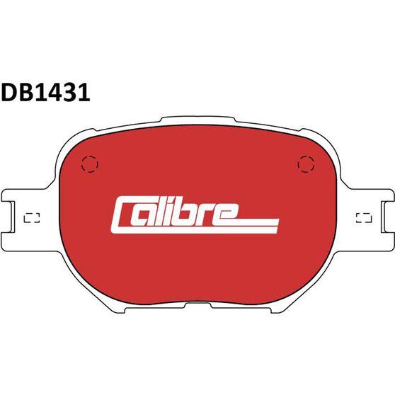 Calibre Disc Brake Pads - DB1431CAL, , scanz_hi-res