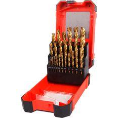 ToolPRO Drill Bit Set 25 Piece, , scanz_hi-res