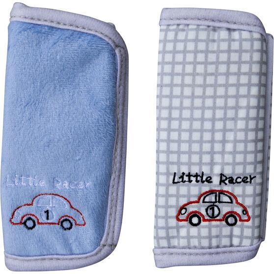 Cabin Crew Kids Seat Belt Buddies - Blue & Grey, Pair, , scanz_hi-res