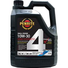 Penrite Small Engine 4 Stroke Engine Oil- 10W-30, 2.5 Litre, , scanz_hi-res