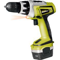 Cordless Drill - 12 Volt Ni-Cad, , scanz_hi-res