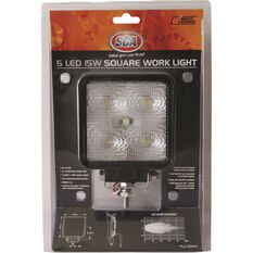 LED Work Light - 5 x 3W, Square, , scanz_hi-res