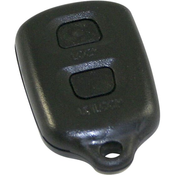 MAP Key Remote Button and Shell Replacement - Suits Toyota 2 Button, KF326, , scanz_hi-res