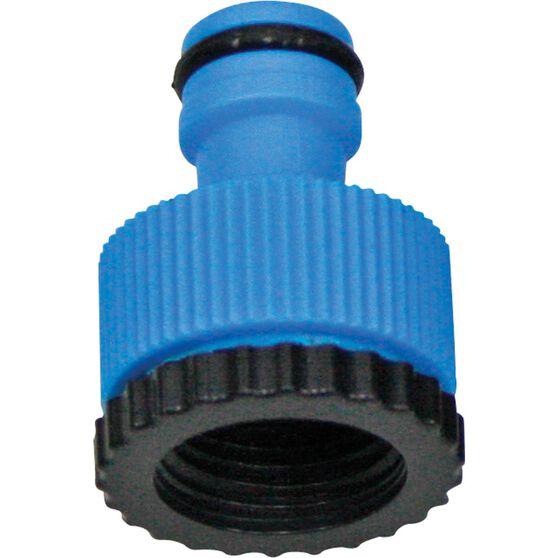 SCA Garden Hose Tap Adaptor - 13-19mm, , scanz_hi-res