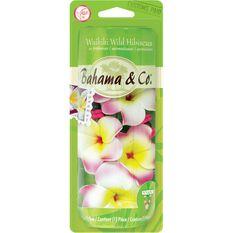 Bahama & Co Flower Necklace Air Freshener - Waikiki Wild Hibiscus, , scanz_hi-res