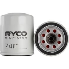 Ryco Oil Filter Z411, , scanz_hi-res
