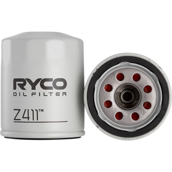 Ryco Oil Filter - Z411, , scanz_hi-res