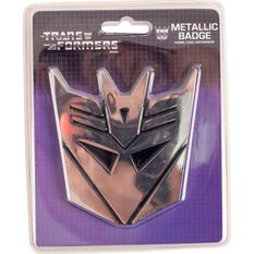 Hot Stuff Badge Sticker Decepticon, , scanz_hi-res