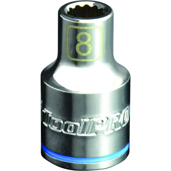 "ToolPRO Single Socket - 1/2"" Drive, 8mm, , scanz_hi-res"