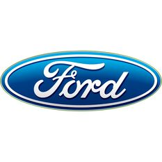 Sticker - Ford Classic Emblem, Chrome, , scanz_hi-res