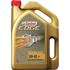 Edge Engine Oil - 5W-40, 5 Litre, , scanz_hi-res