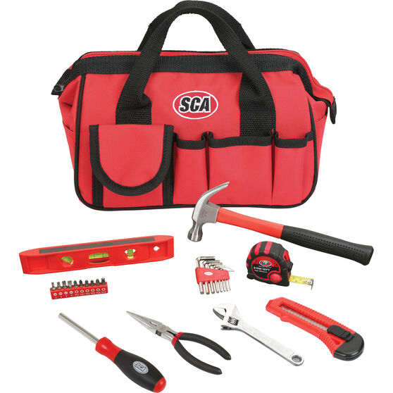 SCA Tool Bag Kit - 26 Piece, , scanz_hi-res