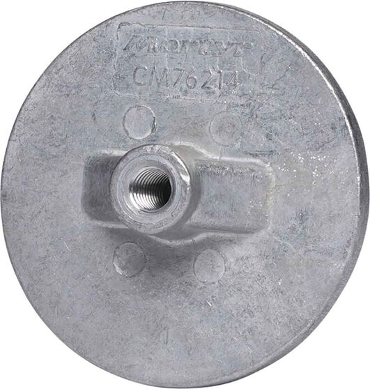 Martyr Zinc Anode - Round Plate, CM9-25, , scanz_hi-res