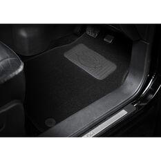 Dickies Hornet Carpet Car Floor Mats Black Front Pair, , scanz_hi-res
